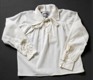 Boy's or Girl's Lace Shirt