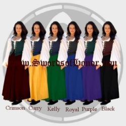 Gathered Skirts