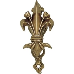 Fleur De Lis Gun or Sword Hanger