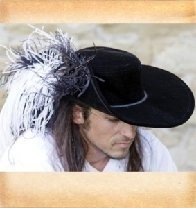 Capitano/Cavalier/Pirate Hat