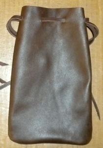 Medium Leather Pouch