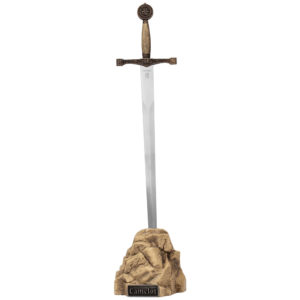 Excalibur Letter Opener in Stone