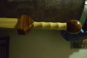 Wooden Gladius (Rudis)